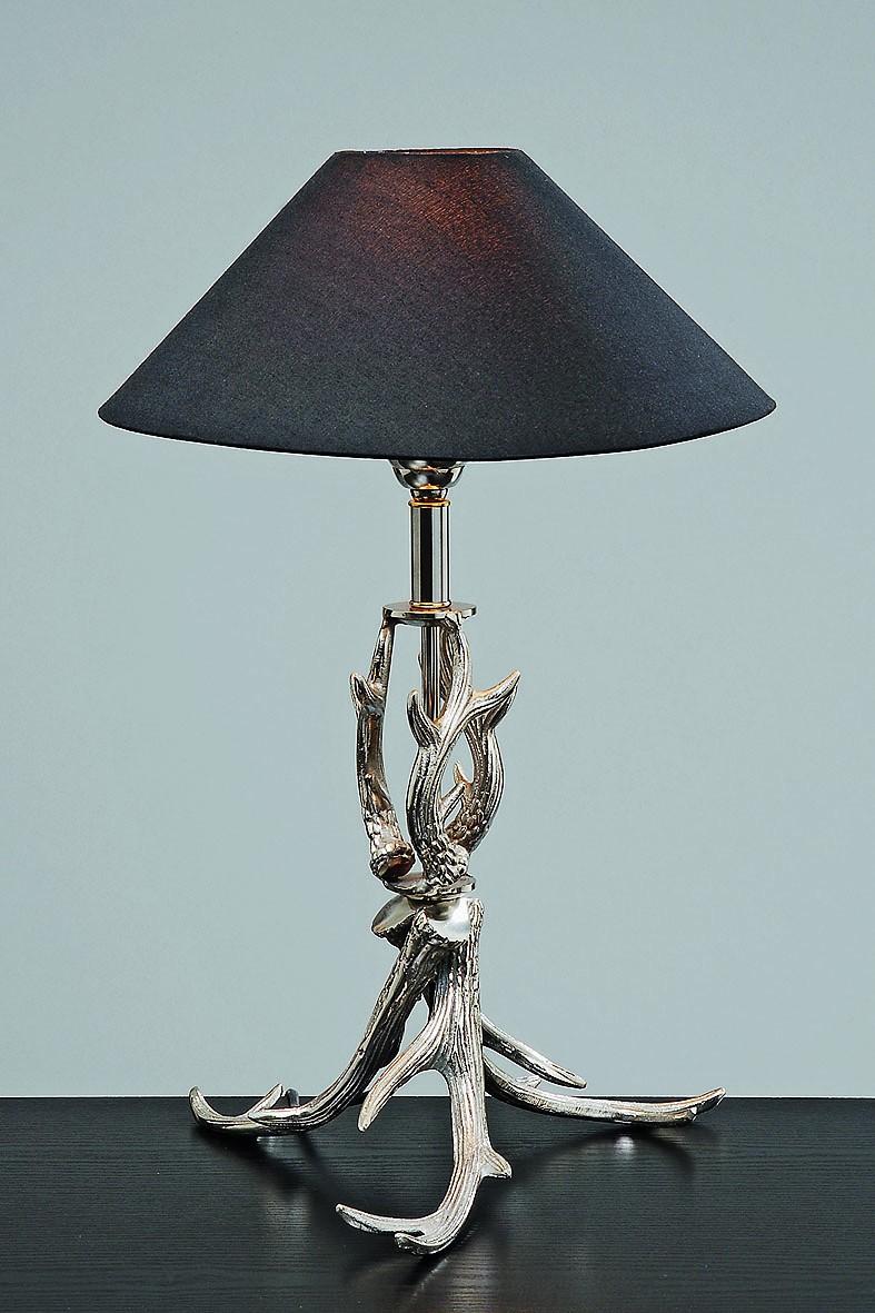 geweih lampe. Black Bedroom Furniture Sets. Home Design Ideas