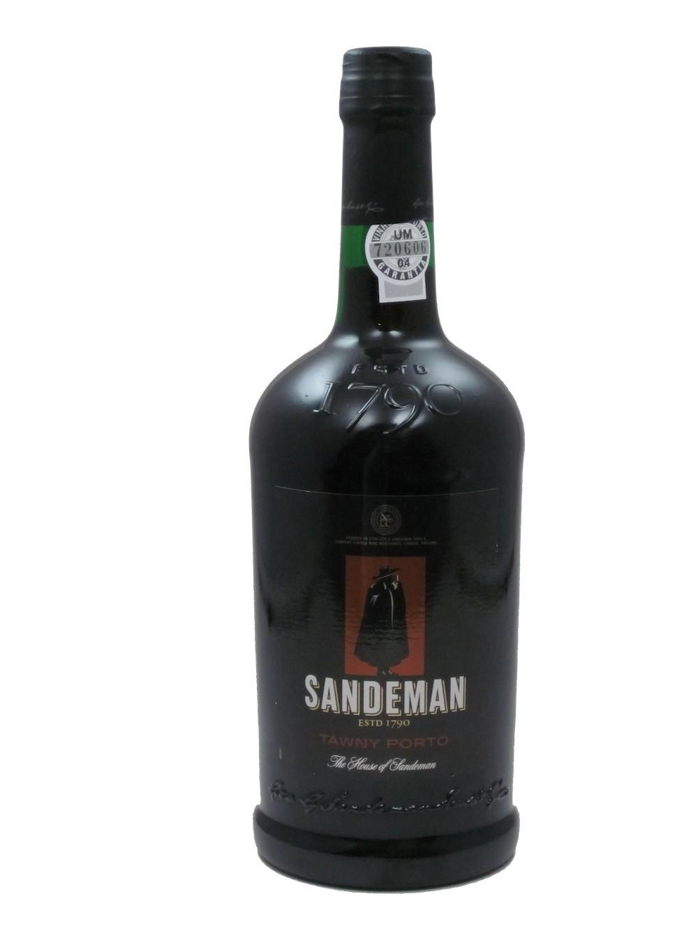 Sandeman Portwein