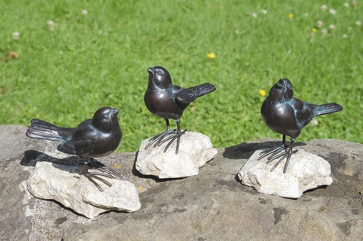 23071920180201 gartendeko vogel metall stein inspiration for Gartendeko metall vogel