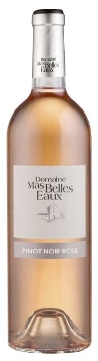 Domaine Mas Belles Eaux Pinot Noir Rose 2019