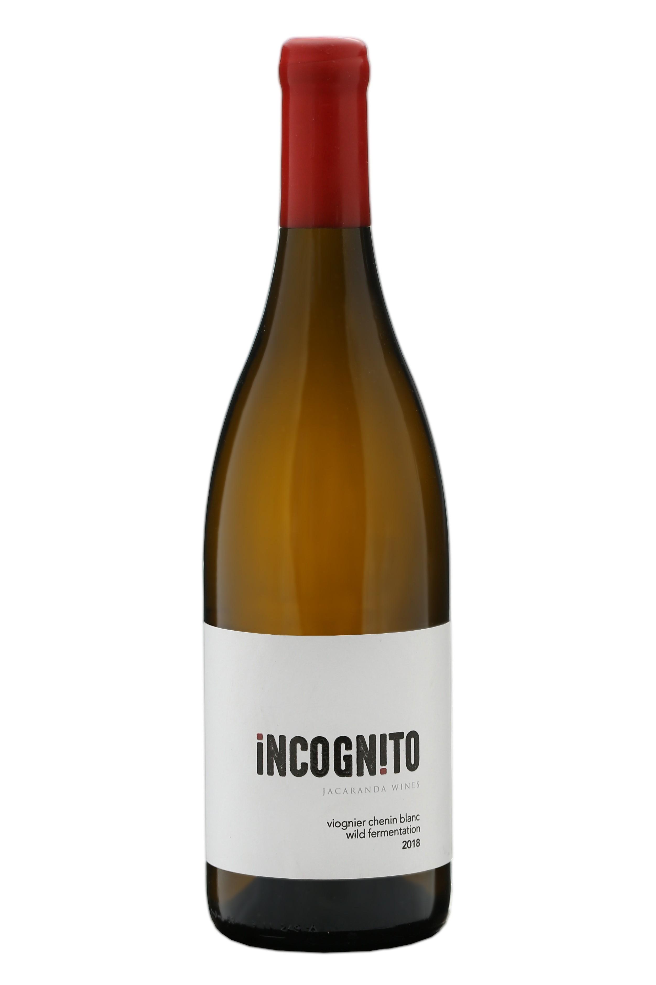 Jacaranda Incognito Viognier Chenin Blanc